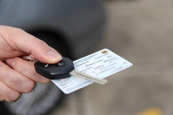 Consulte toda la información de su licencia de conducir con el RUNT por cédula