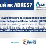 ADRES, consulta de afiliados a la EPS por internet