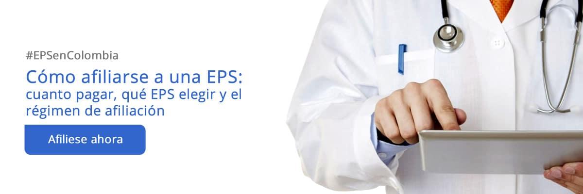 Cómo afiliarse a una EPS en colombia Tramites y Consultas
